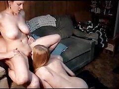 Coed chupado en el agujero de videos pornos reales gratis la gloria de estiramiento grande